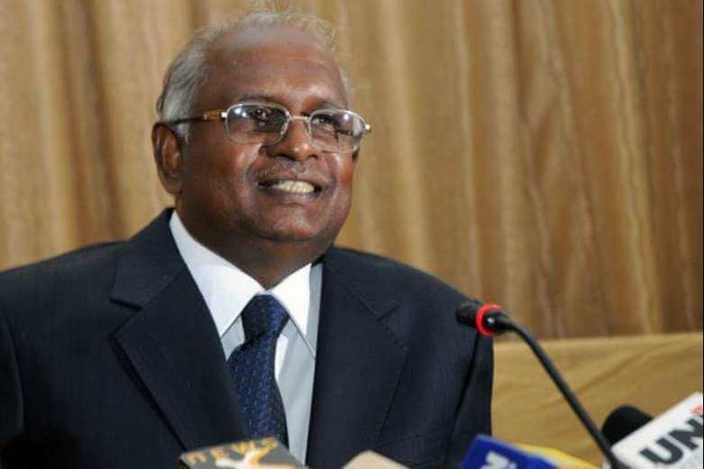 Justice K.G Balakrishnan - TMU