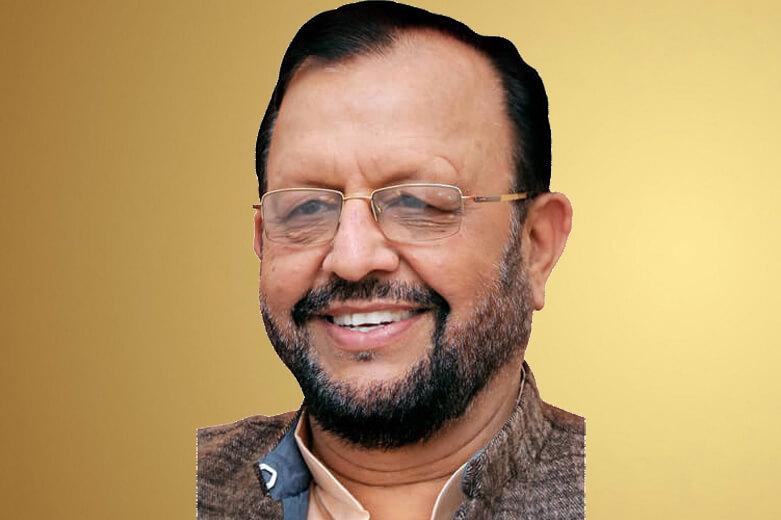 Shri Suresh Khanna - TMU