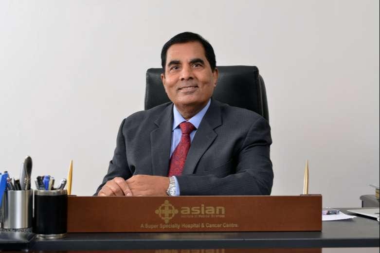 Dr. Narendra Kumar Pandey - TMU