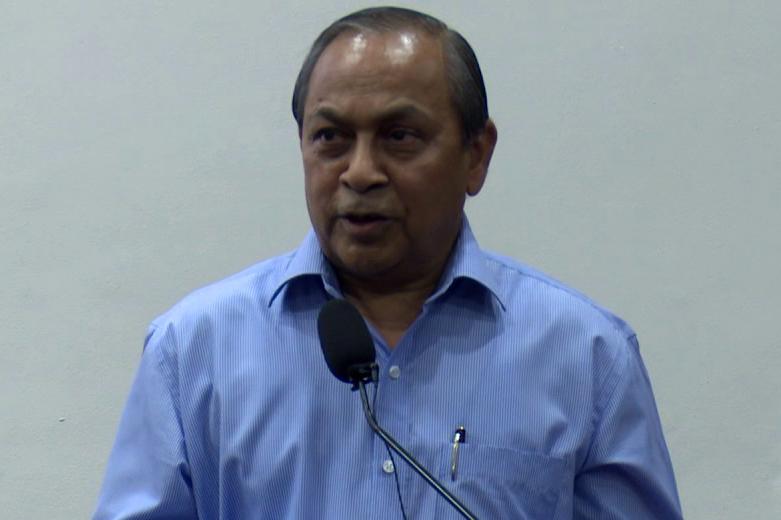 Dr. P. C. Jain - TMU